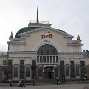 Железнодорожные вокзалы Хабеза