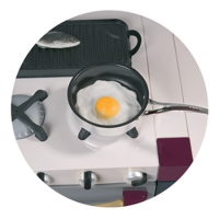 Лето - иконка «кухня» в Хабезе